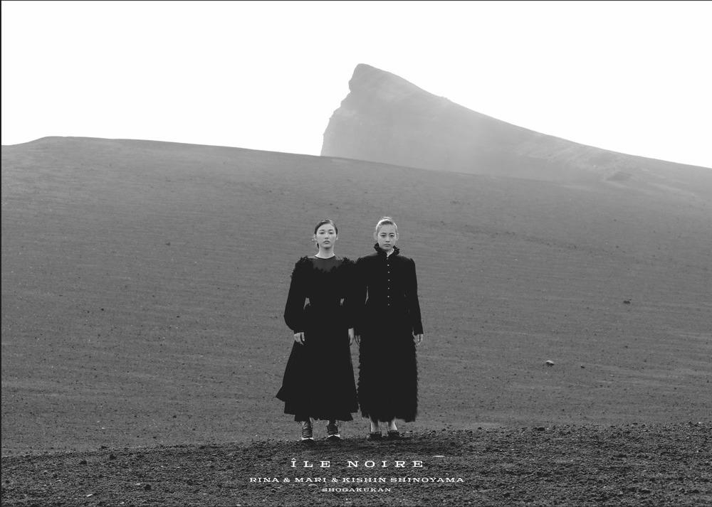 digi+KISHIN DVD「ILE NOIRE イル・ノワール」が発売されました。