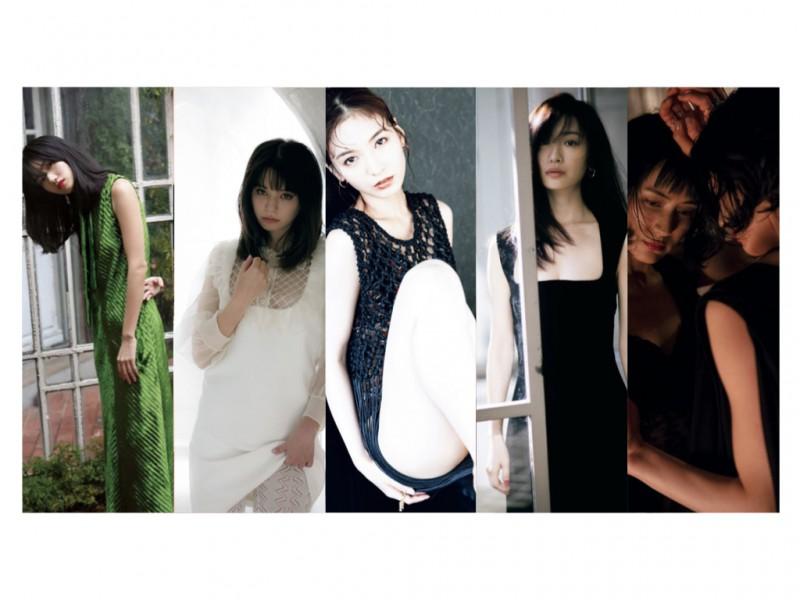 12月篠山紀信 美女標本箱 MOVIEは総集編です。