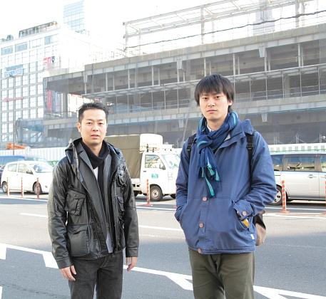 田中利樹(人工衛星研究者)×平本正宏 対談 宇宙が描き出す発想