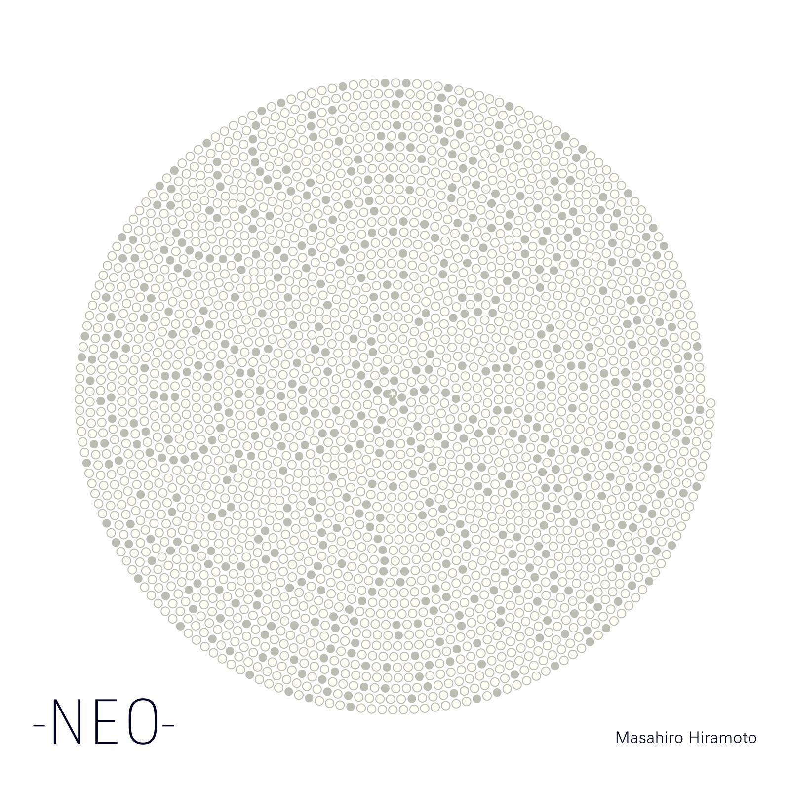 平本正宏 new album「-NEO-」発売になりました。