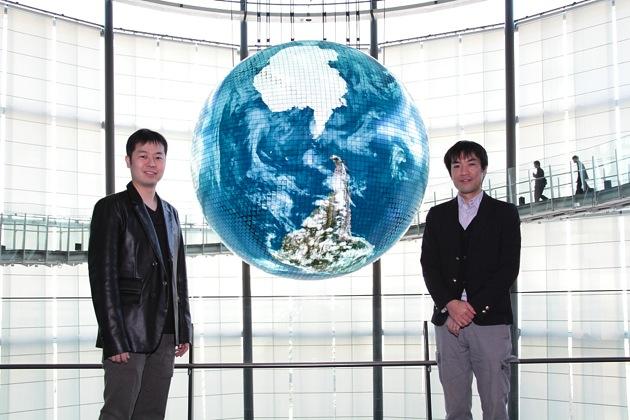 鳴川肇(建築家)×平本正宏 対談 遠隔地の風景と時間軸の作図法